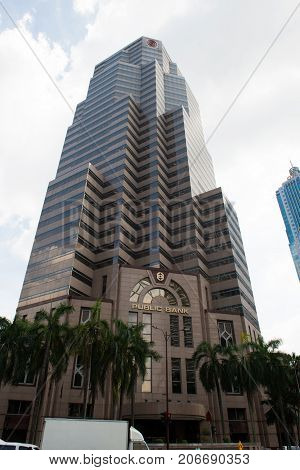 Public Bank Tower In Malaysia