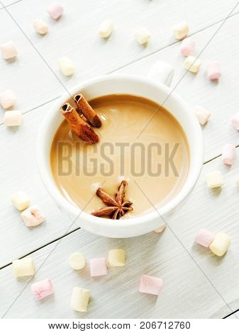 Sweet Winter Drink