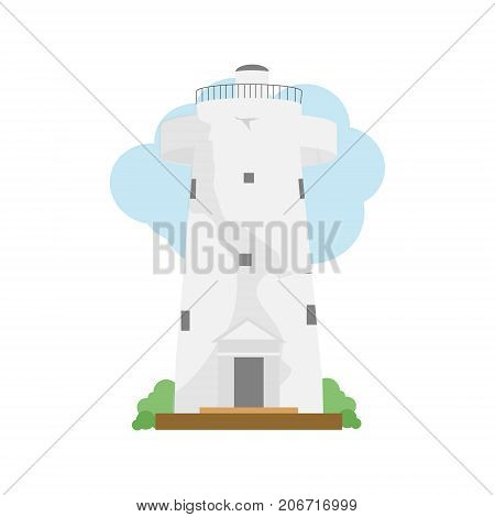 Lighthouse Vector Icon