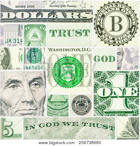 American Dollar As The World Reserve Currency