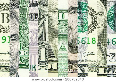 american dollar as the world reserve currency in strips