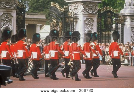 Queens Guard Band