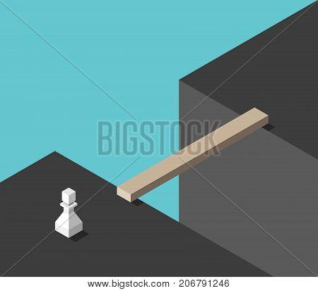 Pawn, Gap, Bridge