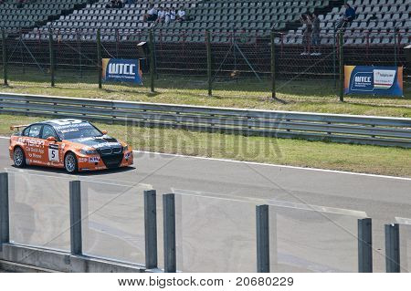 WTCC- Norbert Michelisz - Hungaroring 2011