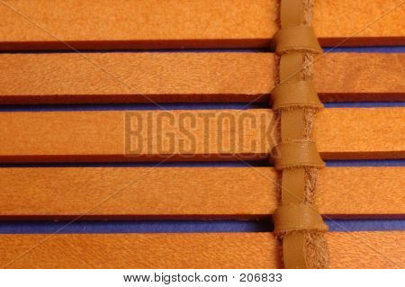 Wooden Slat Background