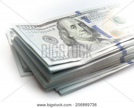 Bundle Of One Hundred Dollars, Fragment