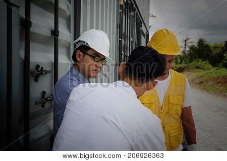 Senior Engineer Listen Construction Project Plan