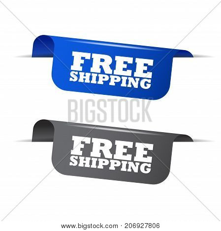 free shipping element free shipping blue element free shipping gray element free shipping vector element free shipping set elements free shipping design free shipping sign free shipping free shipping eps10