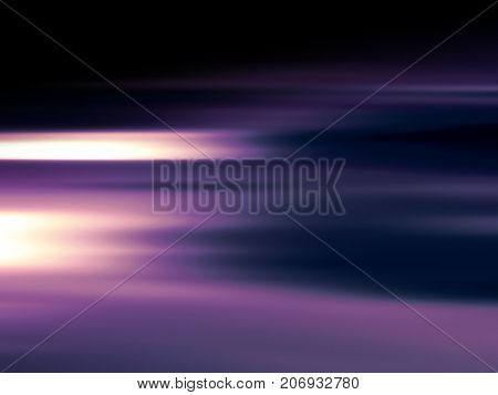 Purple black background with shiny lights - abstract speed texture