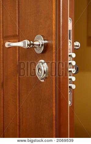 Modern And Safe Lock