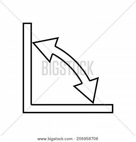 Geometry Math Signs Symbols It Is Black Icon .