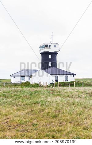 St Anns Head High Light Lighthouse.