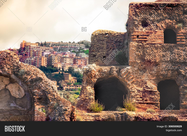 Italian Archaeology Image Photo Free Trial Bigstock