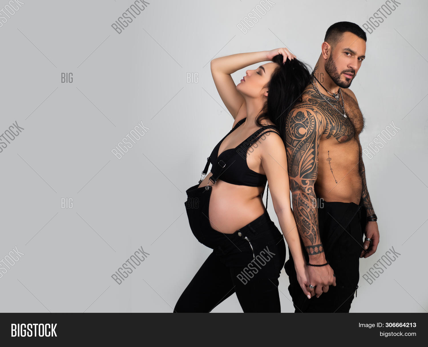 Young Couple Expecting Image Photo Free Trial Bigstock