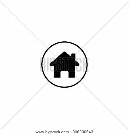Vector Home Icon.house Icon. House Icon Vector. House Icon Simple. House Icon App. House Icon Web, H