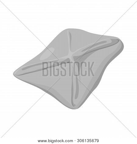 Isolated Object Of Manti  And Jiaozi Symbol. Collection Of Manti  And Dough Stock Symbol For Web.