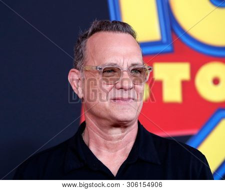 LOS ANGELES - JUN 11:  Tom Hanks at the