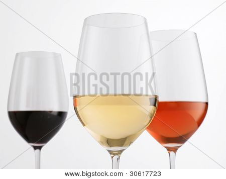 Different Wines
