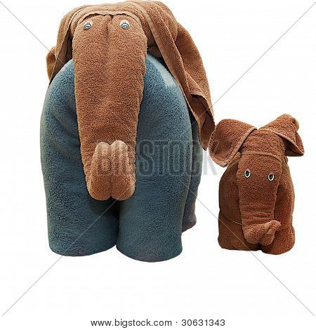 Elephants,craft.