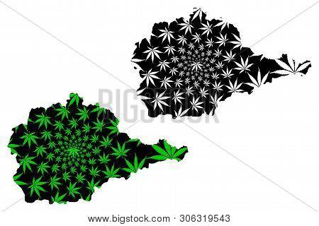Jewish Autonomous Oblast (russia, Subjects Of The Russian Federation, Autonomous Oblast ) Map Is Des
