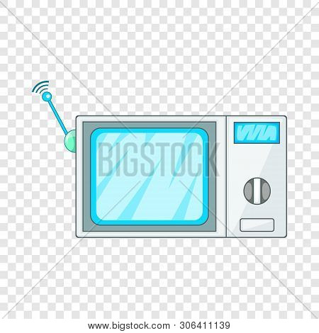 Videophone Icon. Cartoon Illustration Of Videophone Vector Icon For Web