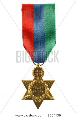World War Ii Greek Medal