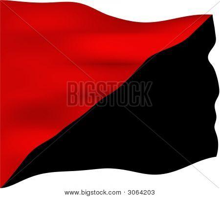 Anarchist Communism Flag