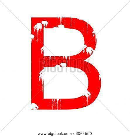 B Grunge