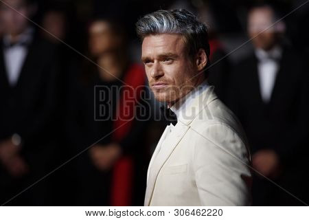 CANNES, FRANCE. May 16, 2019: Richard Madden at the gala premiere for