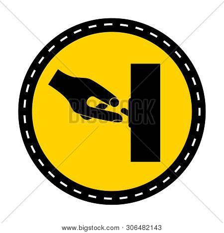 Ppe Icon.switch Off Symbol Sign Isolate On White Background,vector Illustration