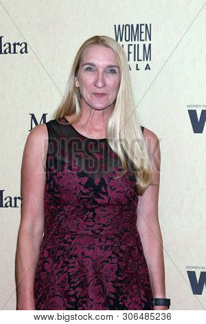 LOS ANGELES - JUN 12:  Jane Austin at the Women In Film Annual Gala 2019 at the Beverly Hilton Hotel on June 12, 2019 in Beverly Hills, CA