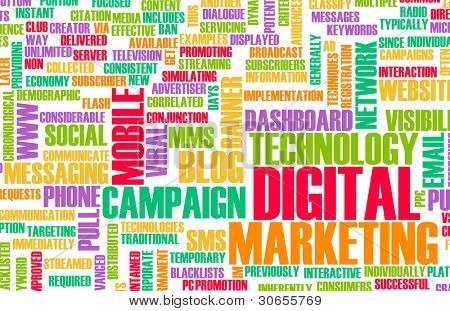 Digital Marketing on the Internet and Other Media
