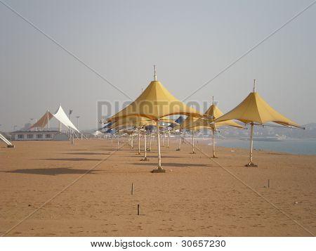 Dalian Beach