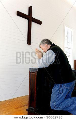 Wooden Cross Prayers