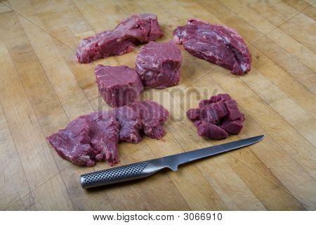 Cuts Of Meat From A Beef Tenderloin