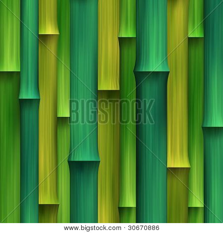 Vector Bamboo Background