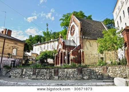 St. John Baptist Church In Lviv