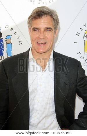 LOS ANGELES, CA - MAR 4: Henry Czerny at the I Have A Dream Foundation's 14th Annual Dreamers Brunch at The Skirball Cultural Center on March 4, 2012 in Los Angeles, California