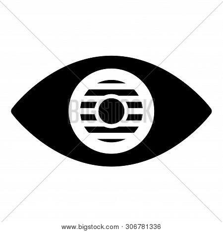 Eye Vector On White Background. Eyes Art. Woman Eye. The Eye Logo. Eyes Art. Human Eye, Eye Icon, Ey