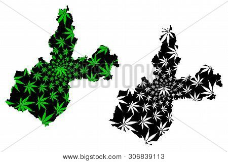 Irkutsk Oblast (russia, Subjects Of The Russian Federation, Oblasts Of Russia) Map Is Designed Canna