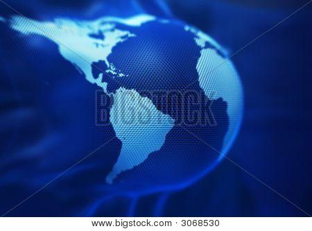 Bulging Globe