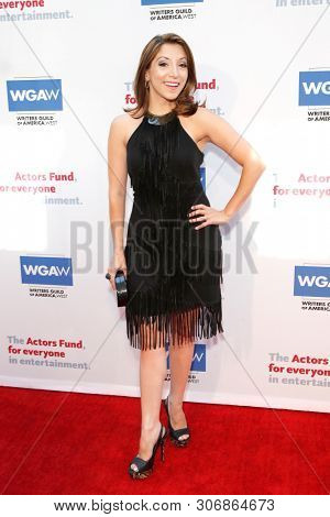 LOS ANGELES - JUN 9: Christina Bianco at The Actors Fund's 23rd Annual Tony Awards Viewing Gala honoring Lily Tomlin at the Skirball Cultural Center on June 9, 2019 in Los Angeles, CA