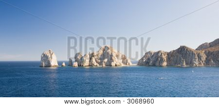 Lands End Rocks In Cabo San Lucas