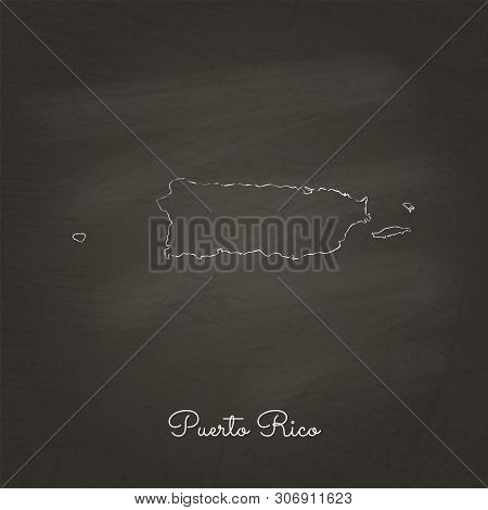 Puerto Rico Region Vector & Photo (Free Trial) | Bigstock on