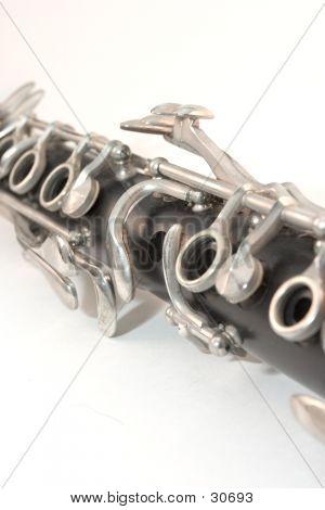 Clarinet Closeup 2