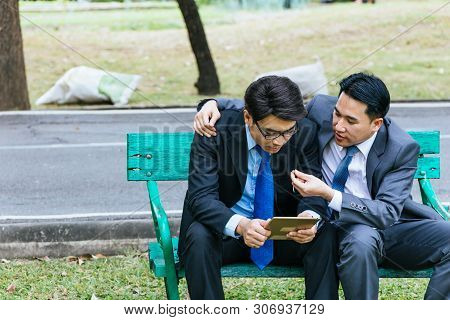 Business Men Revealed As Homosexual In Park