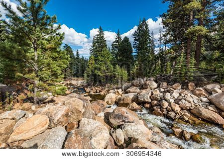 Fall River, Rocky Mountain National Park, Colorado, United States