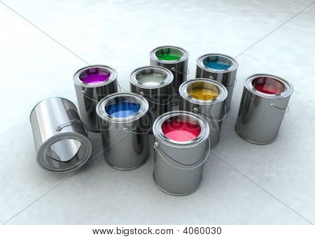 Paint Can