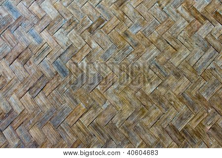 The Old Bamboo Weave