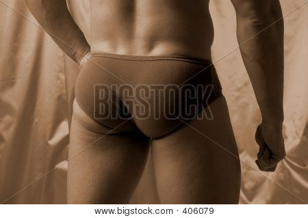 Male Booty